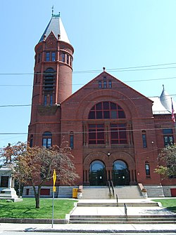 Southbridge Town Hall