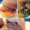 Souvenir du fameux atelier burger. Dedicace @naudinsylvain & @cmoua mandgi (7628183730).jpg