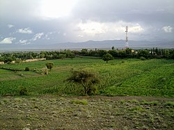 A village in the Nadir Shah Kot District of Khost Province