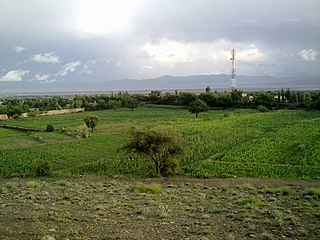 Nadir Shah Kot District