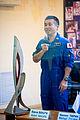 Soyuz TMA-11M final press conference Koichi Wakata.jpg