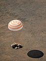 Soyuz TMA-13 landing.jpg