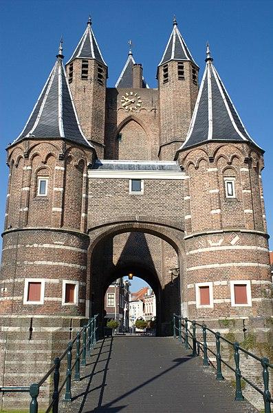 File:Spaarnwouder- of Amsterdamse poort.jpg