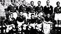 Spanish national football team before the match against Portugal in Lisbon, 11.03.1945.jpg