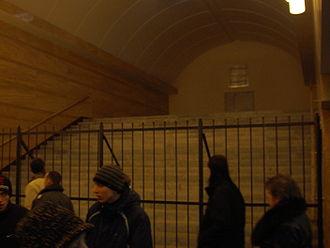 Spasskaya (Saint Petersburg Metro) - Location of the future exit