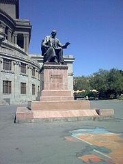 Monument à Alexandre Spendarian