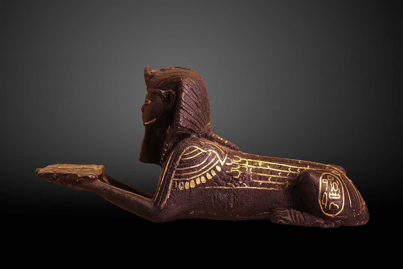 Sphinx of king Siamon-E 3914
