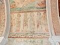 Spiez, église du château. Peintures romanes (3).jpg
