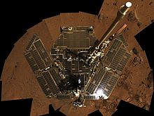 mars rover cleaning event - photo #2