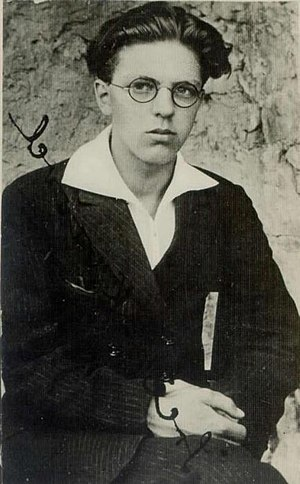 Srečko Kosovel - Image: Srečko Kosovel 1920s
