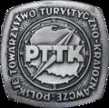 Srebrny Medal PTTK Za Pomoc i Współpracę (awers).png