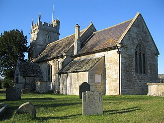 Wingfield, Wiltshire - Image: St.Marys, Wingfield geograph.org.uk 114594