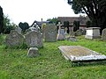 St. Andrew's Churchyard, Hampton Bishop - geograph.org.uk - 559320.jpg