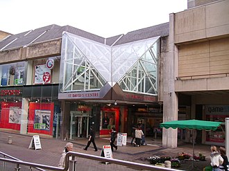 St David's, Cardiff - December 2007