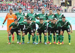 FC St. Gallen - St. Gallen 2013