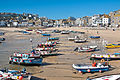 St. Ives Harbour, Cornwall, England, 29 Sept.. 2010 - Flickr - PhillipC.jpg