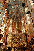 St. Mary's church Krakow.JPG