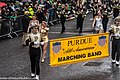 St. Patrick's Day Parade (2013) In Dublin - Purdue University All-American Marching Band, Indiana, USA (8565442431).jpg