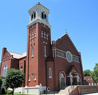 St. Stephen Cathedral (Owensboro, Kentucky) Church in Kentucky, United States