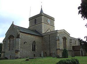 Bierton - Image: St James Great Bierton