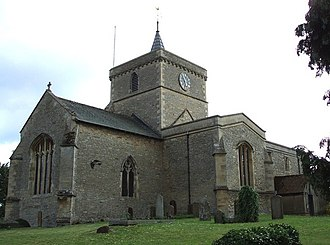 Bierton - Image: St James Great Bierton