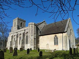 Harold Davidson - St John's Church, Stiffkey