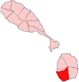 Parish in Saint Kitts and Nevis