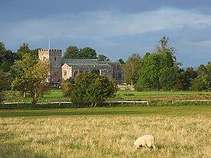 Greystoke, Cumbria - Image: St Andrew's, Greystoke geograph.org.uk 996393