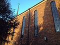 St Andrew's Church, Brighton - west of 1961 nave.jpg