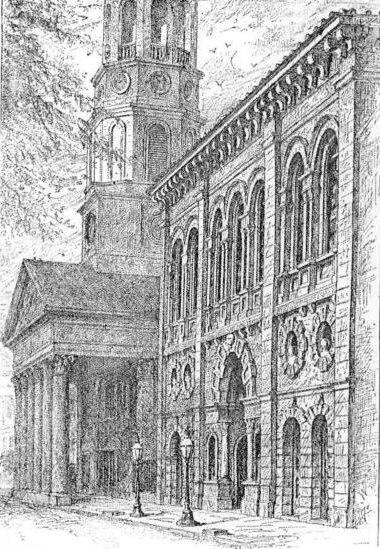 St Andrew's Hall, Charleston