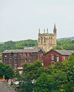 St Edmunds Church, Rochdale Church in Greater Manchester, England