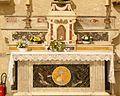 St Gilles,abbatiale,intérieur60,autel du Calvaire2.jpg