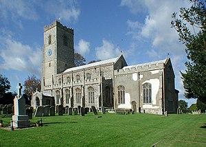 Fincham - Image: St Martin, Fincham, Norfolk geograph.org.uk 309466