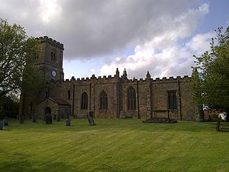 Seamer, Scarborough - St Martin's Church