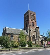 St Mary's Church, Petworth (NHLE Code 1224199).JPG