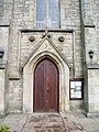 St Mary Magdalene The Parish Church of Clitheroe, Doorway - geograph.org.uk - 742394.jpg