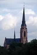 St Mauritius Frankfurt Schwanheim