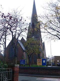 Church of St Paul with St Luke, Tranmere Church in Merseyside, England
