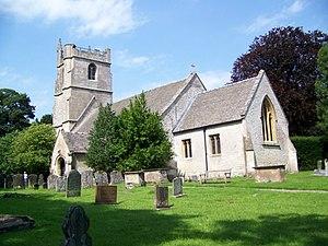 Clyffe Pypard - St Peter's Church