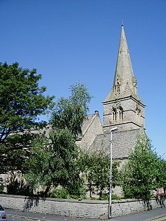 St Peters Church, Hindley Church in Greater Manchester, England