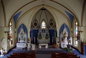 St Sebastian S Catholic Church Sebastian Ohio Wikipedia