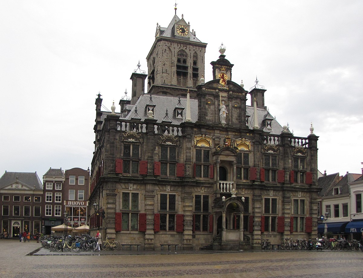 Delft Travel Guide At Wikivoyage