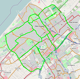Stadsroute 104 (Den Haag)