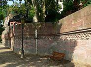 Stadtmauer Frankfurt Höchst