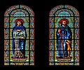 Stained-glass window of the Cathedral of Nimes (4).jpg