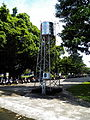 Stainless Steel Water Tank in Chiayi AFB 20120811.jpg