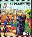 Stamps of Azerbaijan, 2002-625.jpg