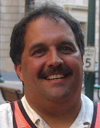 Stan Van Gundy - Van Gundy in 2005.