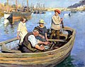 Stanhope Forbes The Fishermen's Expedition.jpg