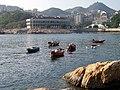 Stanley Hong Kong Murray House boats.jpg